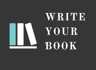 Logo for 'Write Your Book' website